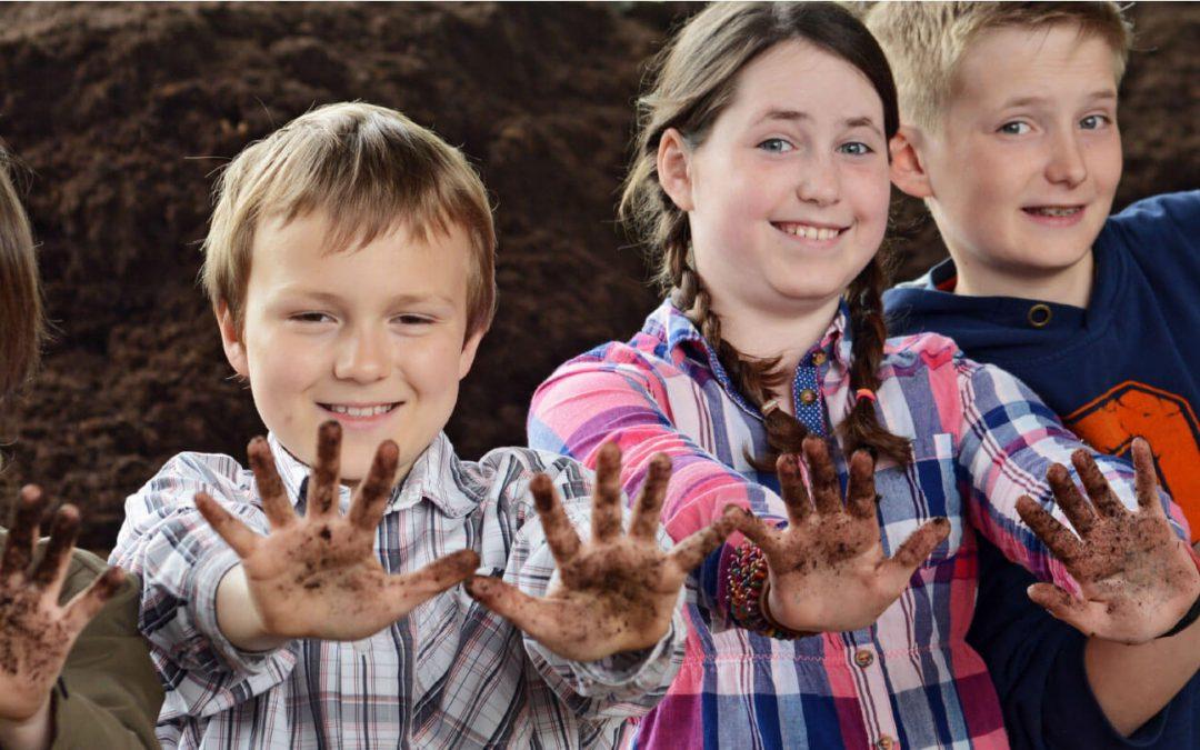 Gartenbegeisterte Kinder in Kitzingen gesucht