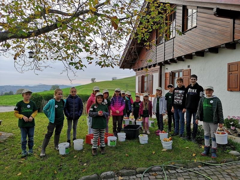 Europa Minigärtner Radolfzell starten durch