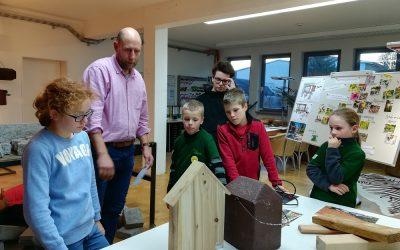 Konstanzer Minigärtner planen Traumgärten